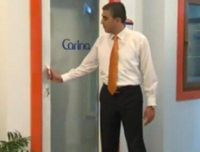 Carina – Çift Açılım Kilitli Kapı