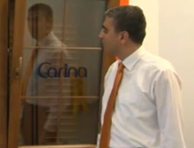 Carina – Çift Kanat Çift Açılım Pencencere Kepenk