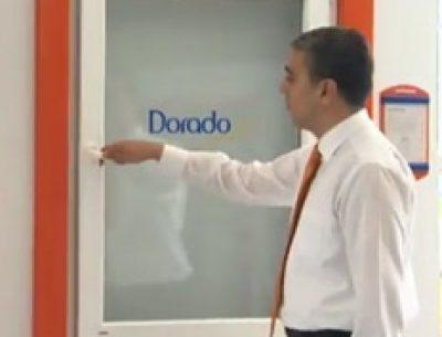 Dorado Gold – Çift Açılım Pencere