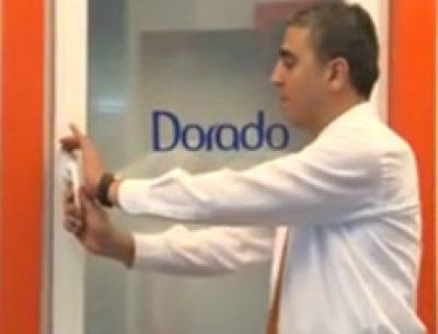 Dorado Gold – Çift Açılım Pencere (Güvenlikli)